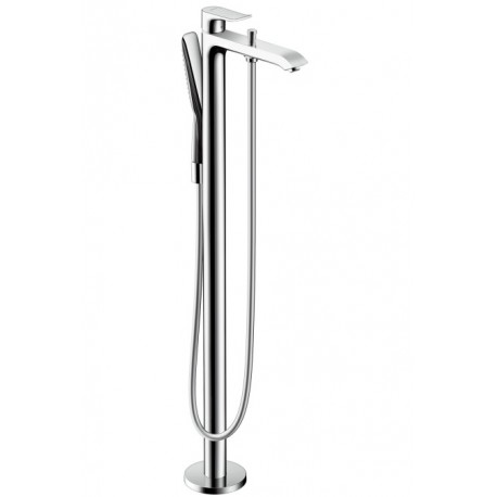 Hansgrohe  Metris Freestanding ingle lever bath and shower mixer