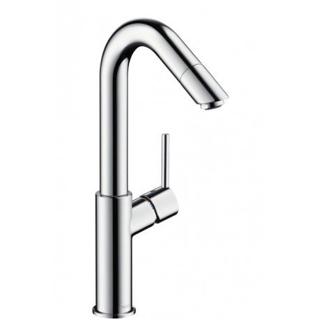 Hansgrohe Talis Single lever basin mixer 250 swivel spout 360