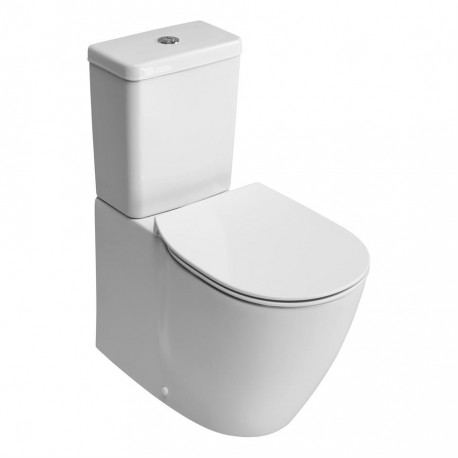 Concept Close Coupled Back To Wall WC Suite Cube With Aquablade Technology