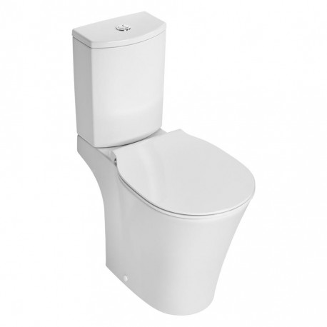 Concept Air Arc Close Coupled WC Suite With Aquablade Technology