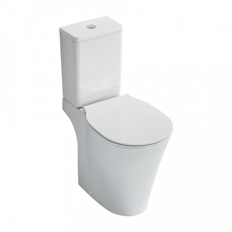 Concept Air Close Coupled WC Suite With Aquablade Technology