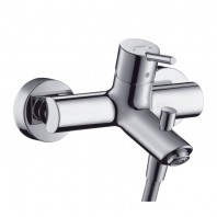 Hansgrohe  Talis Single lever bath and shower mixer for exposed installation