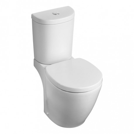Concept Space Close Coupled WC Suite - Arc