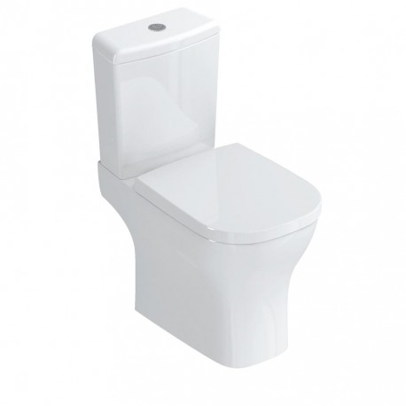 Softmood Close Coupled WC Suite