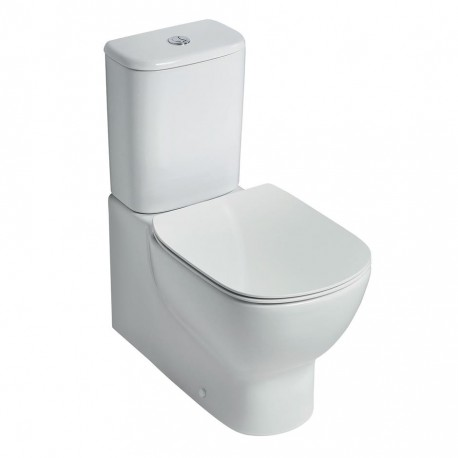 Tesi Close Coupled Back to Wall WC Suite With Aquablade Technology