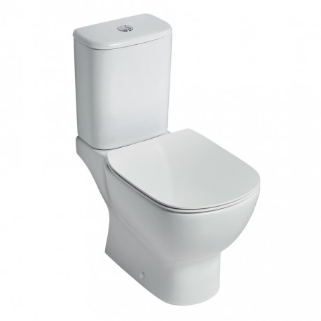 Tesi Close Coupled WC Suite With Aquablade Technology