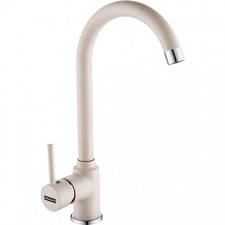 Franke Pola Hazelnut Kichen Sink Mixer Tap Single Lever