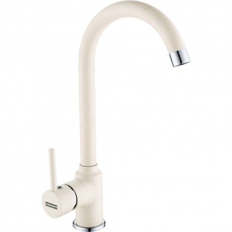 Franke Pola Stone Cream Sink Mixer Tap Single Lever