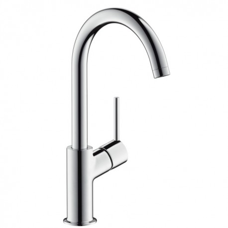 Hansgrohe Talis Single lever basin mixer swivel spout 120°