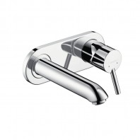 Hansgrohe Talis Single lever basin mixer low flow for concealed installation, with short spout