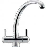 Franke Zurich Chrome Finish Monoblock Kitchen Tap