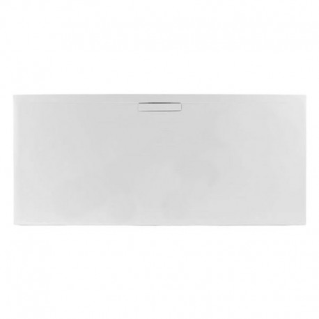 Just Trays Evolved Rectangular Shower Tray 1200x800mm Gloss White