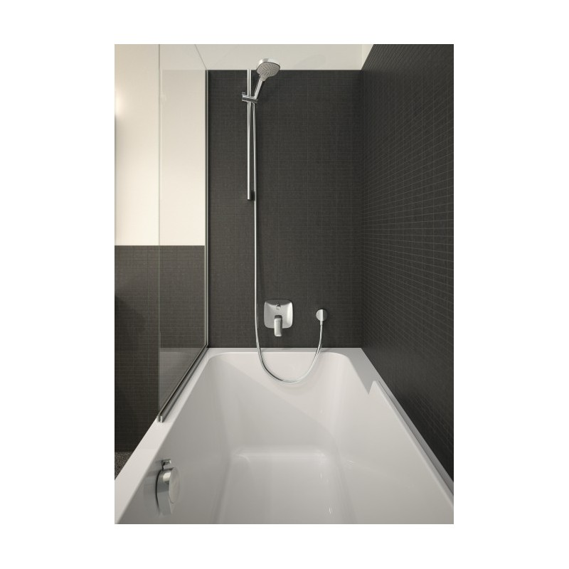 Hansgrohe Logis Logis Single lever bath/shower mixer for concealed ...