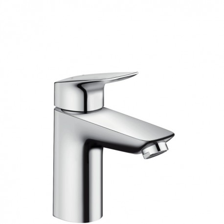Hansgrohe  Logis Single lever basin mixer 100 with push open waste set