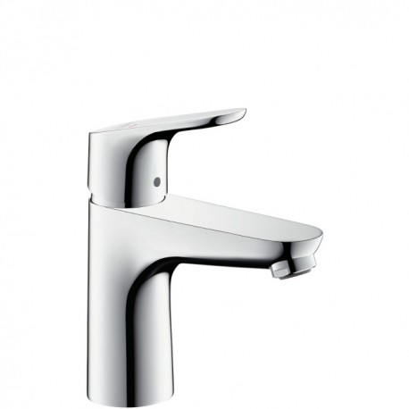 Hansgroe Focus CoolStart single lever basin mixer