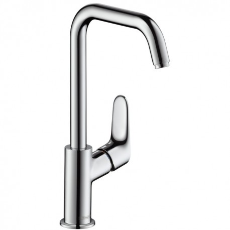 Hansgrohe  Focus Single lever basin mixer 240 with swivel spout
