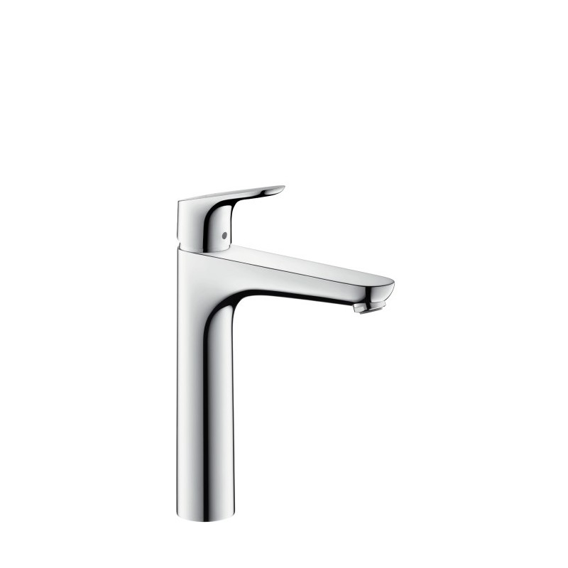 hansgrohe focus single lever basin mixer 190. Black Bedroom Furniture Sets. Home Design Ideas