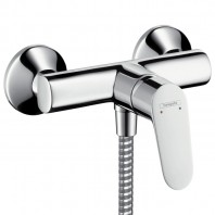 Hansgrohe Focus Single lever shower mixer for exposed fitting