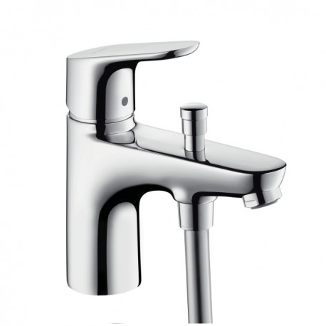 Hansgrohe Focus Monotrou single lever bath and shower mixer