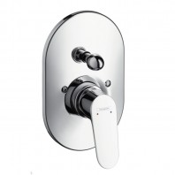 Hansgrohe  Focus Single lever bath and shower mixer for concealed installation