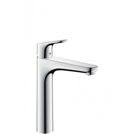 Hansgrohe  Focus Single lever basin mixer 190 without pull rod