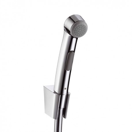 Hansgrohe Hand shower Bidet with shower hose 1.60m and porter