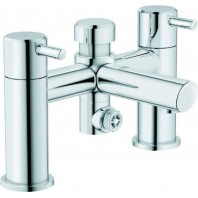 Grohe Concetto Single Lever Bath Shower Mixer Tap Deck Mounted New Modern Style