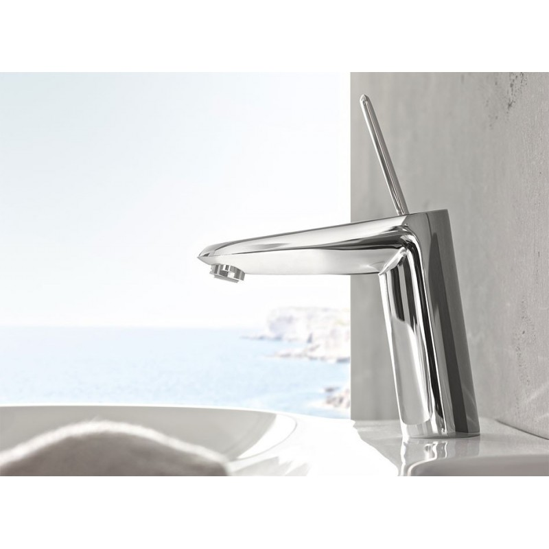 grohe eurodisc joystick basin tap single lever mixer tap. Black Bedroom Furniture Sets. Home Design Ideas