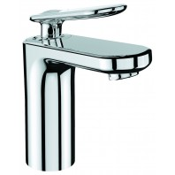 Grohe Veris Single Lever Basin Sink Mixer Tap Smooth Body