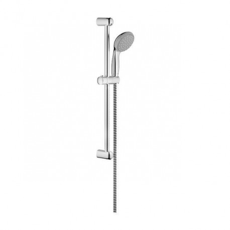 Grohe Tempesta Shower Riser Rail Kit 2 Mode Shower Head + Hose Set Bath Bathroom