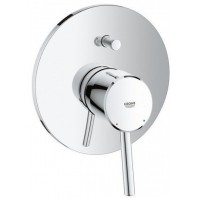 Grohe Concetto Concealed Single Lever Bath Shower Mixer Tap Chrome Modern Single