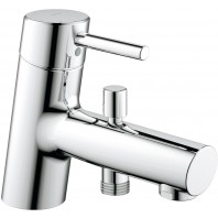 Grohe Concetto Single Lever Bath Bathroom And Shower Mixer Tap Single Lever