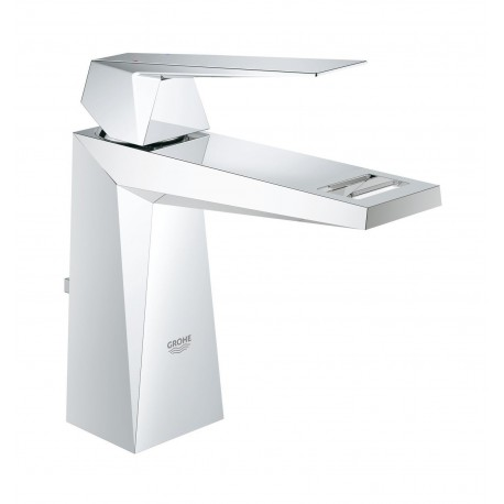 Grohe Allure Brilliant Single-lever Washbasin Mixer Tap M-size New Modern Size