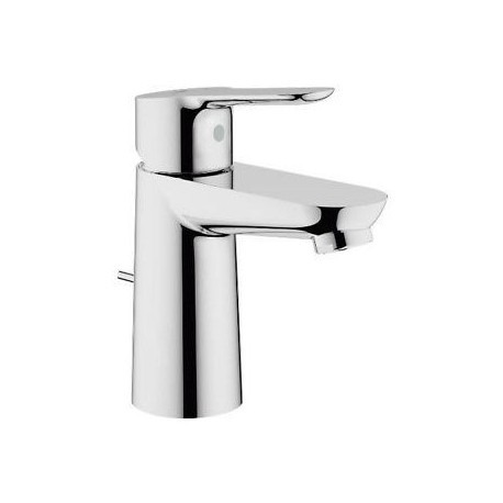 "Grohe Bauedge Basin Mixer Tap 1/2"" S-size Modern Single Lever"