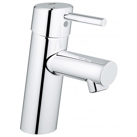 "Grohe Concertto Basin Mixer Tap 1/2"" S-size Modern Single Lever"