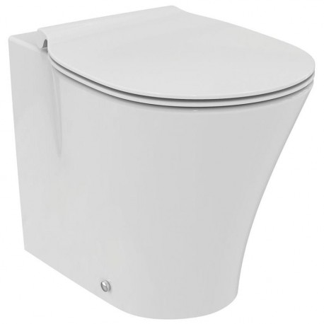 Ideal Standard Concept Air Aquablade Back To Wall Pan With Slim Soft Close Seat 2in1 Set