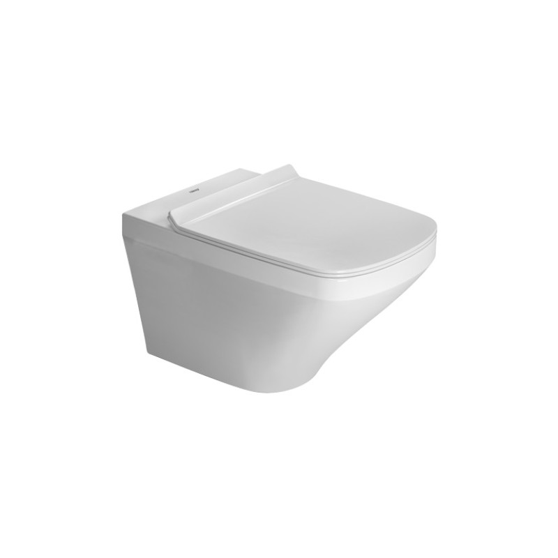 Duravit Durastyle Rimless Wall Hung Toilet Pan With Soft