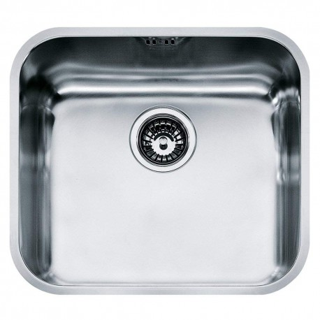 Franke GAX 110-45 Stainless Steel Silk Kitchen Sink with Single Bowl