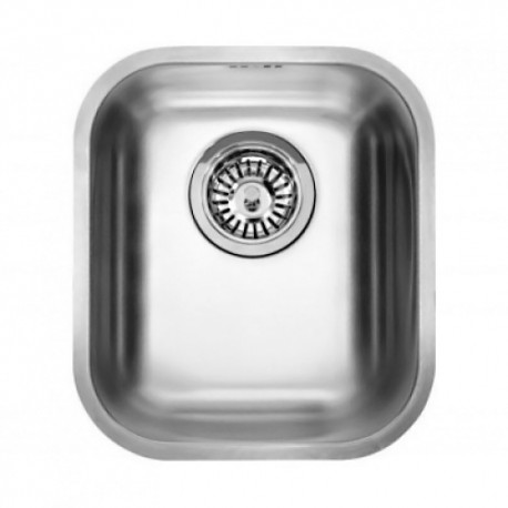 Franke GAX 110-30 Stainless Steel Silk Kitchen Sink with Single Bowl
