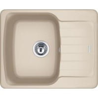 Franke Antea AZG 611-62 1.0 Bowl Fragranite Inset Sink Beige