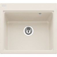 Franke Fiji FIG 610-58 1.0 Bowl Fragranite Inset Sink Creme
