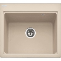 Franke Fiji FIG 610-58 1.0 Bowl Fragranite Inset Sink Beige