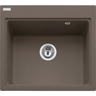 Franke Fiji FIG 610-58 1.0 Bowl Fragranite Inset Sink Mokka