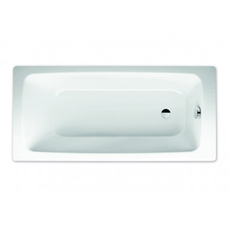 Kaldewei Cayono 1700 X 750mm White 2 Tap Hole