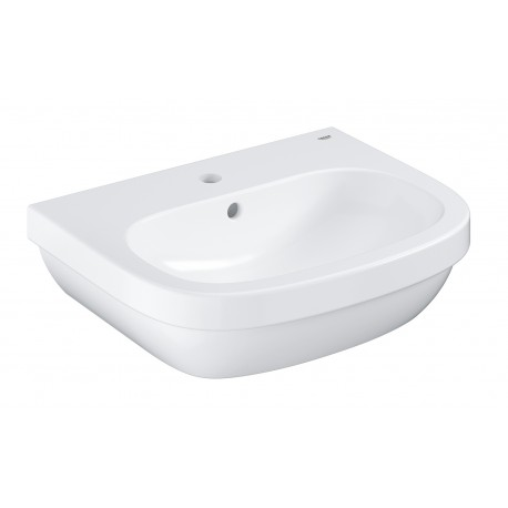 Grohe Euro Ceramic Wash basin 55cm 1 Tap Hole